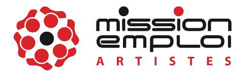 Mission emploi Artistes